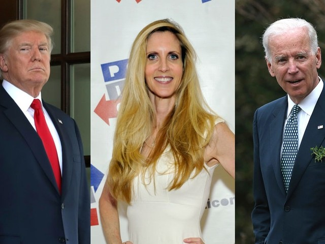 Ann Coulter Stops Traffic With Thank You to Biden for Keeping a Trump Promise: 'Is This a Trap?'