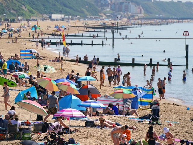 'We've seen too many tragedies already': People urged to stay safe after nine deaths in 10 days at UK beaches