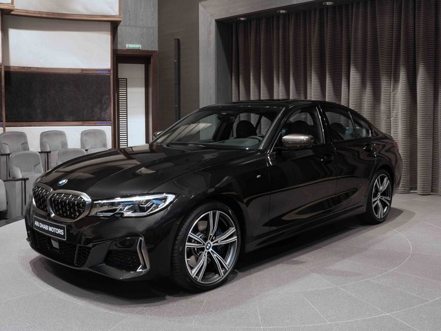 BMW Abu Dhabi: New M340i xDrive with a BMW Individual touch