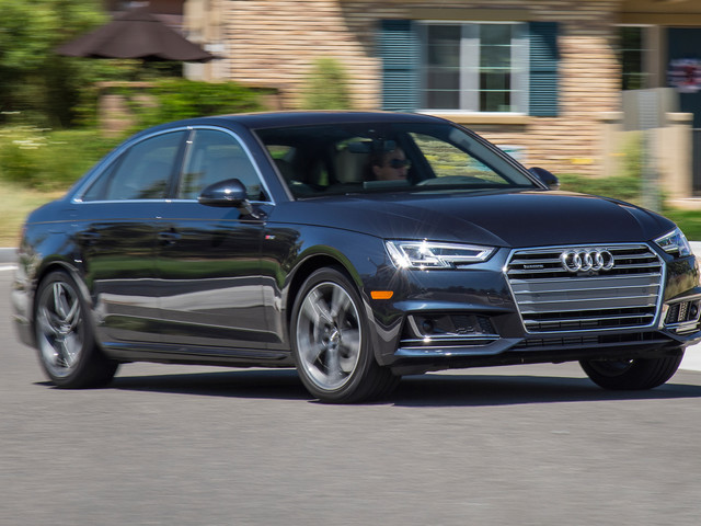 2017 Audi A4 2.0T Quattro Long-Term Arrival: A Year with a Sharp 3 Series Competitor