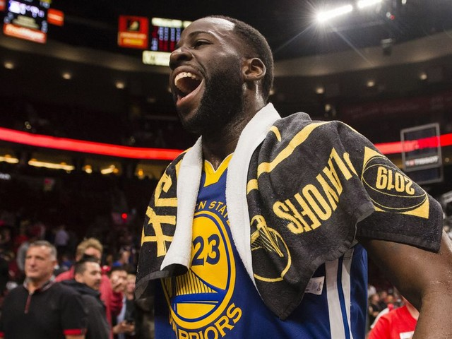Draymond Green is the reason the Warriors haven't needed Kevin Durant
