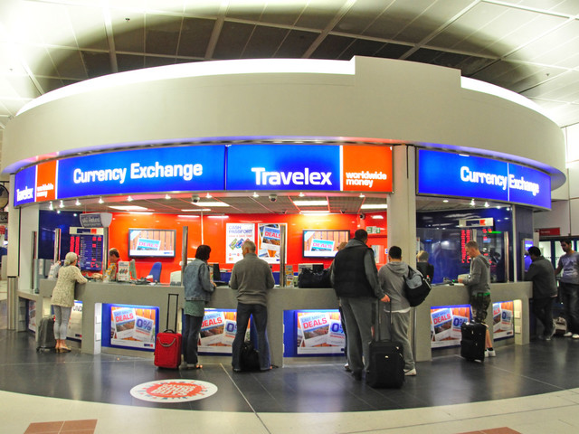 Travelex foreign currency website being held to ransom by hackers