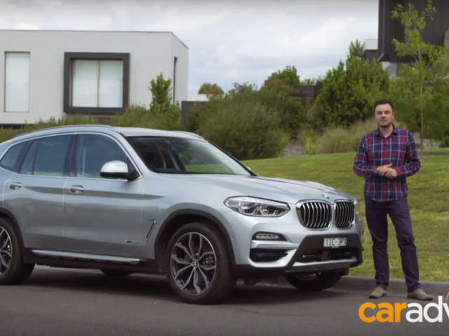 Video: 2018 BMW X3 xDrive30i Review Complains about stiff ride