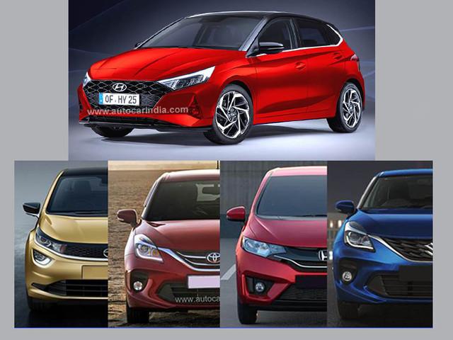 Next-gen Hyundai i20 vs rivals: Specifications comparison