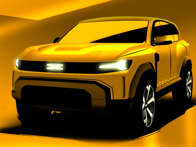 2024 Dacia Duster to go hybrid but remain affordable