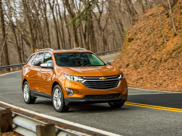 Ripples from Chevrolet Equinox Strike Force Slowdowns, Layoffs