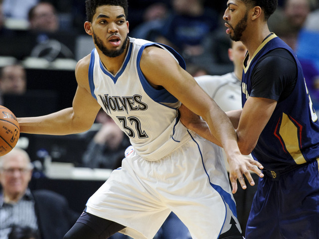 Karl-Anthony Towns Carves His Own Path As The Humble Superstar