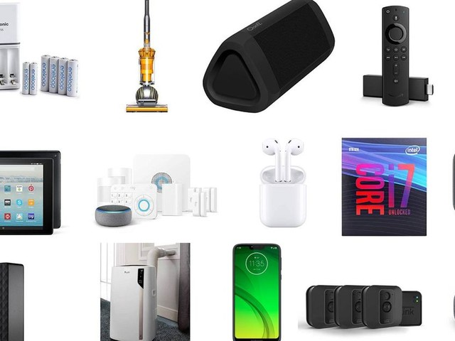 Dyson Ball Vacuum, Panasonic Eneloop batteries, Apple AirPods, and more deals for Aug. 23
