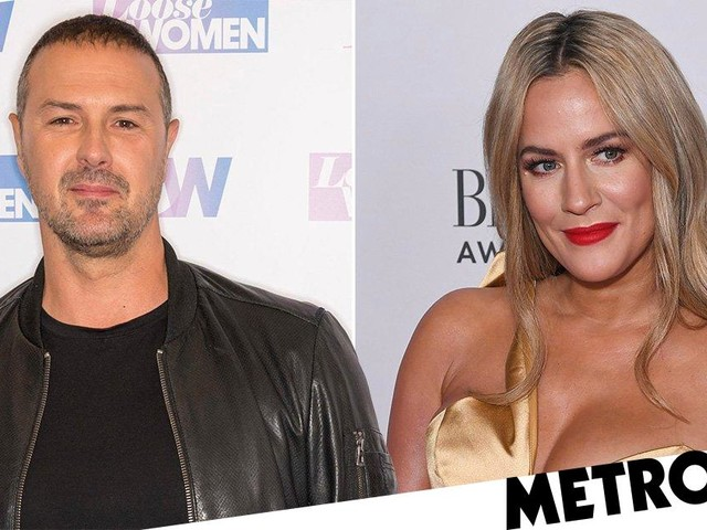 Paddy McGuinness urges followers to 'check in on friends' as he posts touching tribute to Caroline Flack