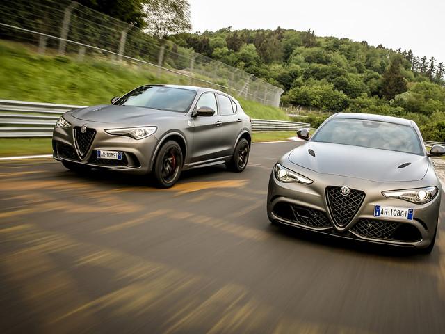 alfa romeo giulia and stelvio nring editions announced motors rh uk anygator com