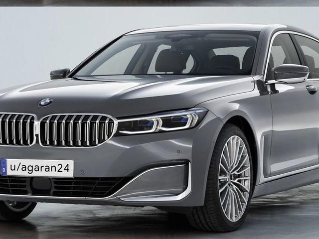 2019 bmw 7 series revealed motors anygator com rh uk anygator com