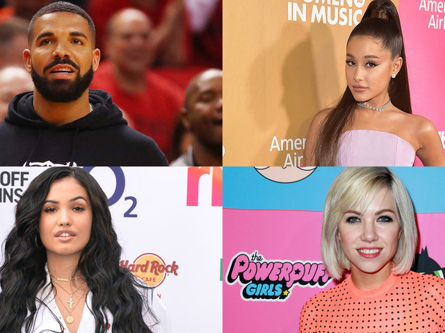 Just Jared's New Music Friday Round Up: Week of August 2 - Click Here!
