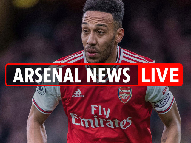 5pm Arsenal news LIVE: Tolisso transfer LATEST, Arteta chasing Spanish trio, Aubameyang future, Ozil UPDATE