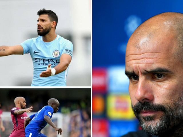 Man City news and transfer rumours LIVE Sergio Aguero updates and fixtures latest