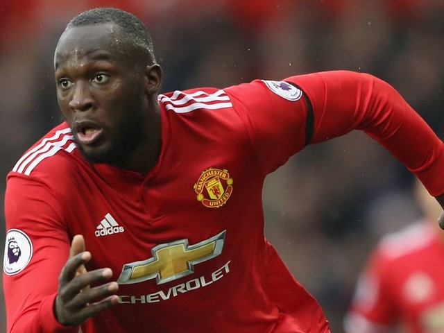 Manchester United striker Romelu Lukaku reveals the player who inspired him to become a footballer