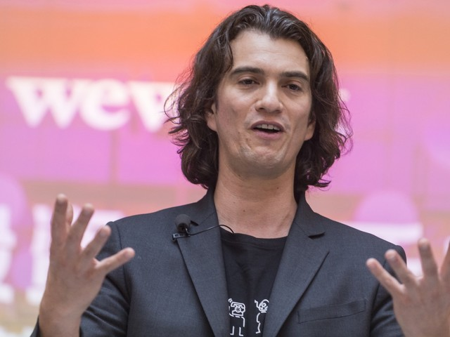 WeWork's attempt to tap junk-bond investors might not work this time — 'Their borrowing model is seriously in question at this point'