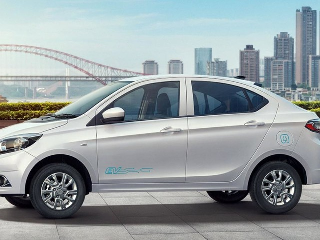 Tata Tigor EV Launched For Private Buyers, Priced From Rs. 11.61 Lakh