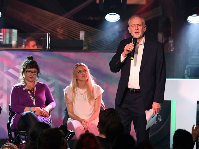 Momentum Celebrates Jeremy Corbyn's Election Surprise And A Labour Party Transformed