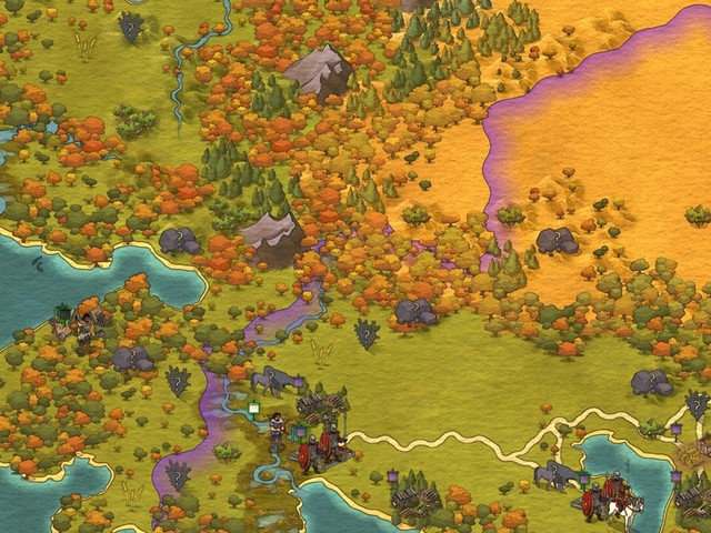 After seven years, Civ 5 designer finally dates new project At the Gates