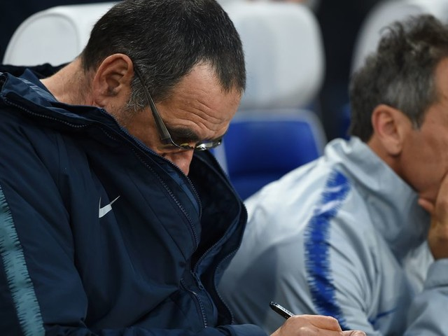 Sarri laments on another edition of A Tale of Two Halves