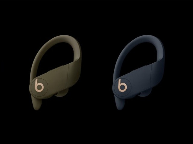 Powerbeats Pro in Ivory, Moss, and Navy Available for Pre-order on August 22