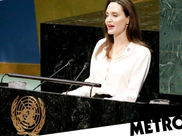 Angeline Jolie is one busy woman becoming Time Magazine's newest contributing editor