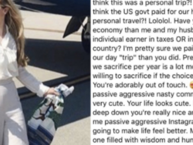 US Treasury Secretary Steve Mnuchin's Wife Goes Full Marie Antoinette In Instagram Rant