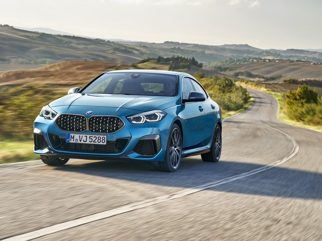 WORLD PREMIERE: The first Ever BMW 2 Series Gran Coupe