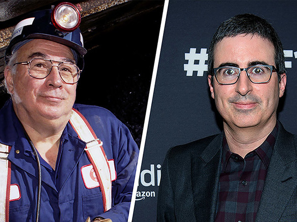 John Oliver sued by coal CEO