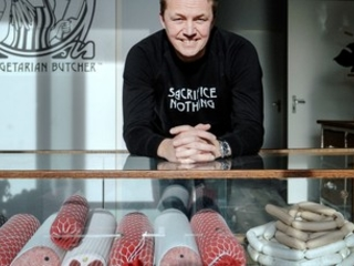 A plant-based recovery? The Vegetarian Butcher's Hugo Verkuil on shifting diets during a pandemic