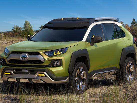Toyota Might Build a True FJ Cruiser Successor After All