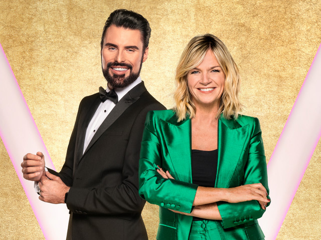 Rylan Clark-Neal eyes up Strictly role as he reveals he turned down Celebrity X Factor