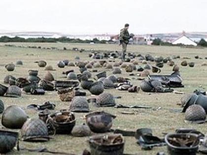 Falkland's 1982 civilian hero and life-long radio ham dies in England