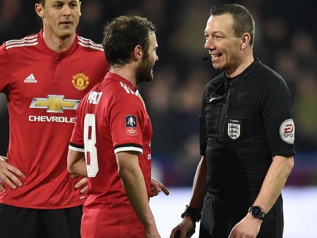 Juan Mata offers verdict on VAR after Manchester United goal was disallowed - and it may surprise you