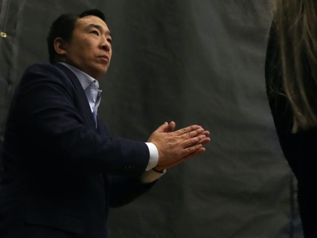 Andrew Yang formally announces New York City mayoral run in new video