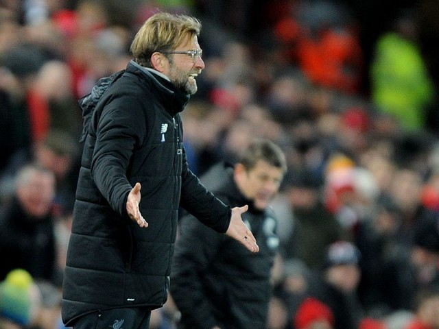 "Under-fire Liverpool boss Jurgen Klopp hits back at his critics - ""these are not dark days"""