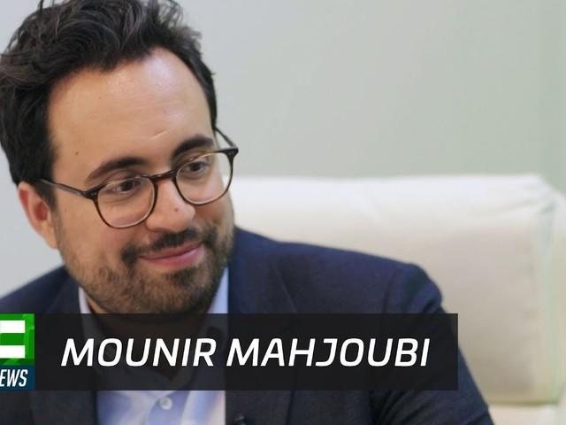 France's Digital Minister Mounir Mahjoubi on French startups