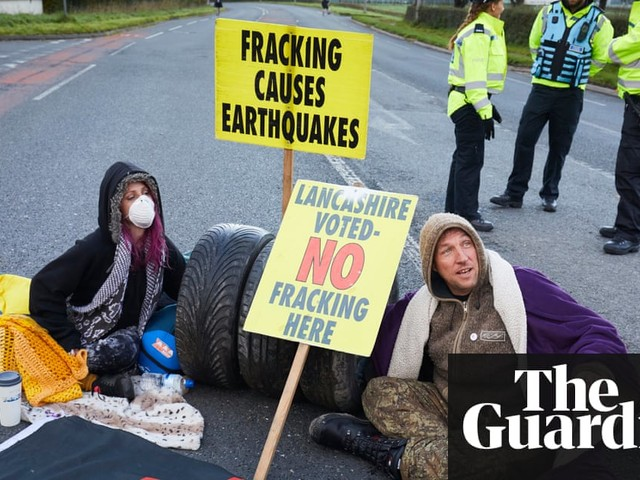 Fracking in the UK: what is it and why is it controversial?