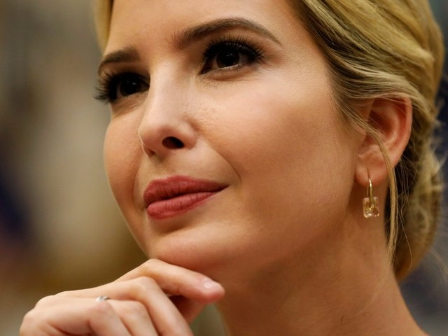 Ivanka Trump supports ending an Obama-era equal pay initiative