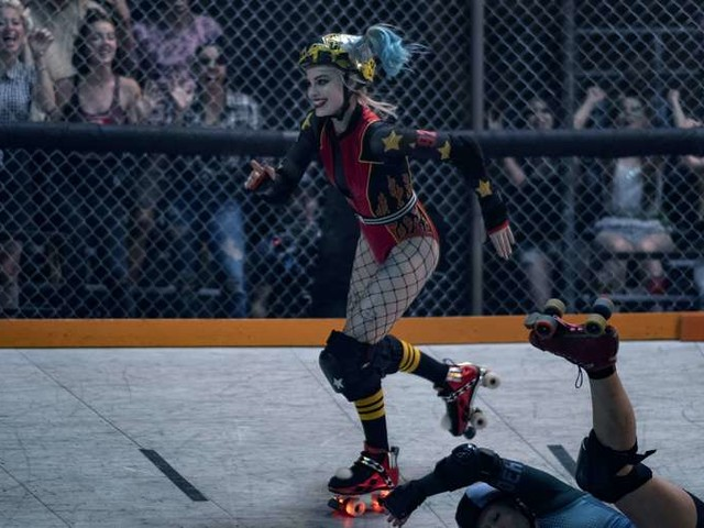 A Free Harley Quinn Themed Roller Disco Is Coming To London