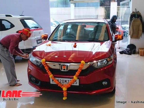 Honda Amaze sales help company register growth in Dec 2018
