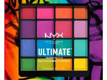 Pride-Honoring Makeup Lines - NYX Professional Makeup Launches Three Charitable Product Lines (TrendHunter.com)
