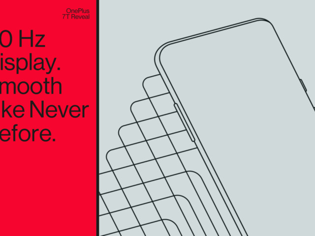 It's official: OnePlus 7T series to be announced on September 26