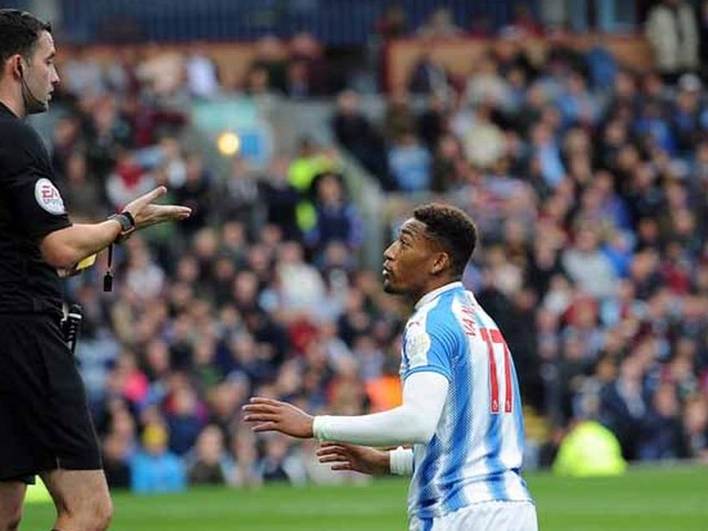 Rajiv van La Parra is an embarrassment and four other things we learned from Huddersfield Town's draw with Burnley