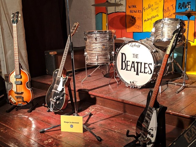 I love the Beatles, and I took the ultimate fan trip to Liverpool. Here's how to book it with Amex and Chase points.