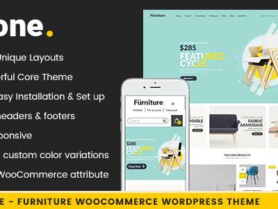 Furone – Furniture WooCommerce WordPress Theme (Retail)