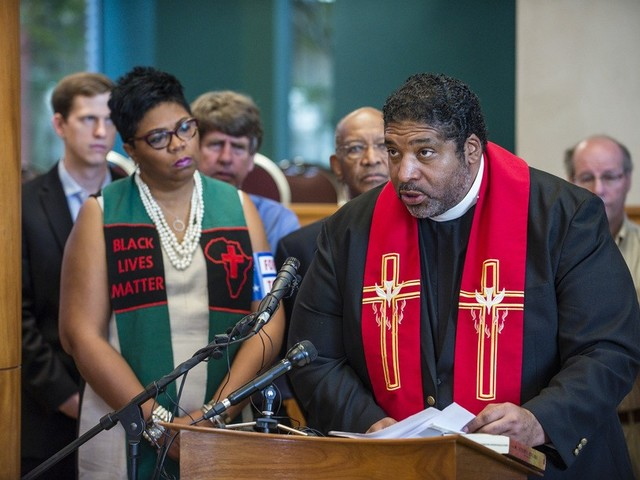 Rev. Barber calls voter suppression 'a greater threat to U.S. democracy' than Russian hacking