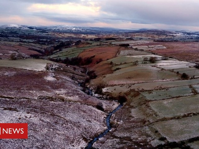 Faughan valley: £484,400 to revitalise landscape