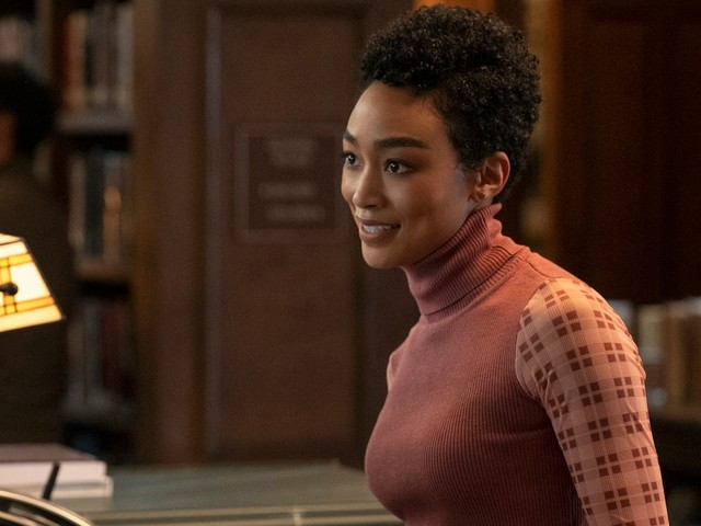 'You' Actress Tati Gabrielle on Where Marienne Went and What Happens If She's Found