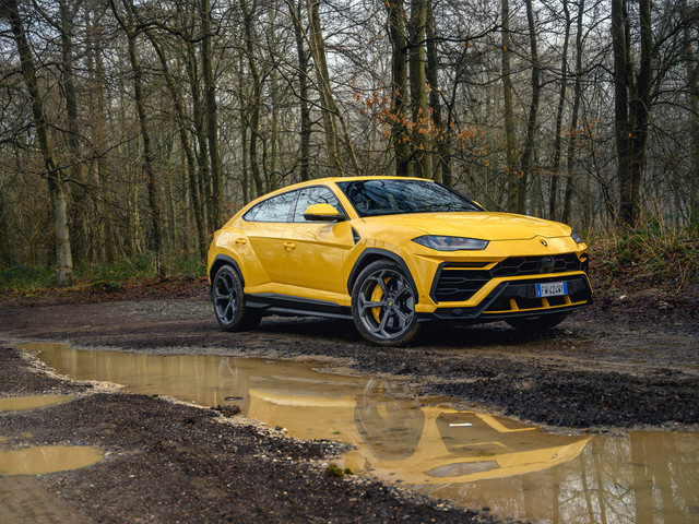 Welcome to the family: living with a 641bhp Lamborghini Urus